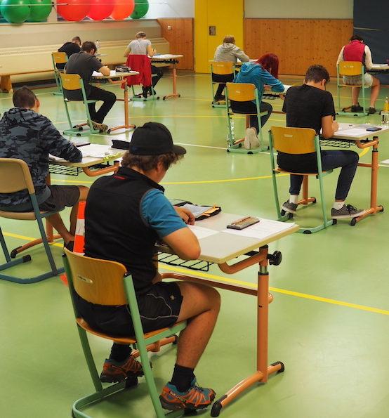 Abschlussprüfungen