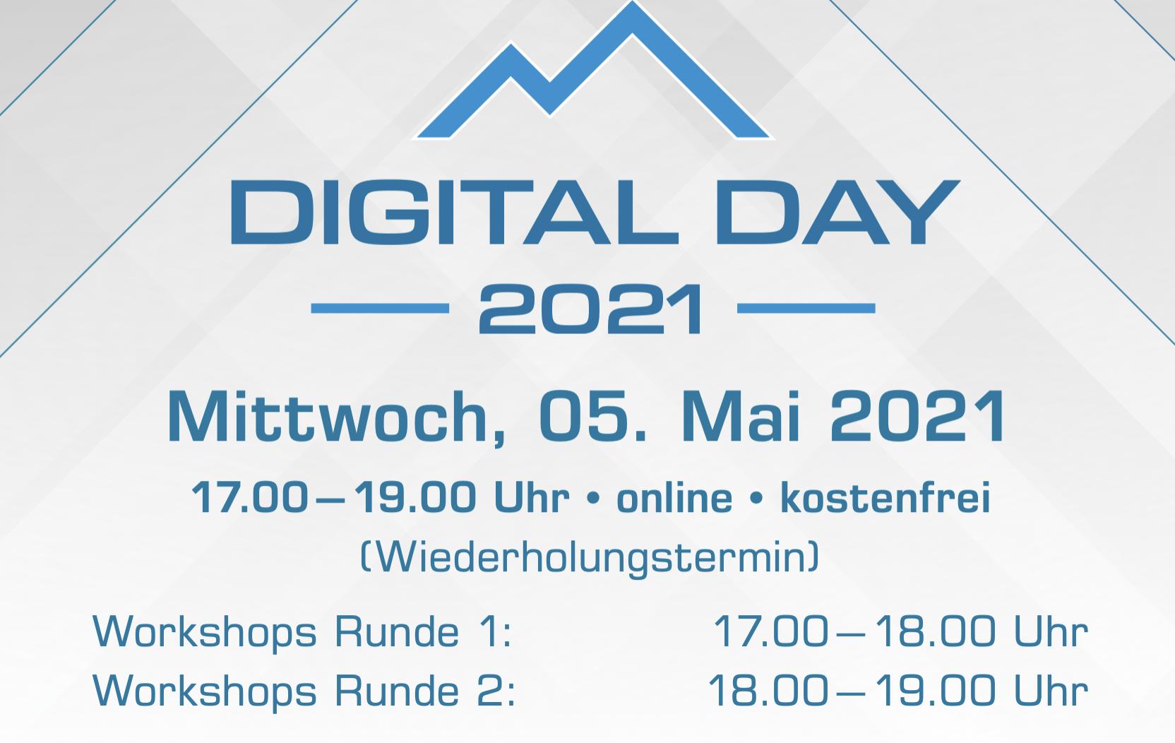 """Digital """"day"""" für Eltern, Schüler_innen, Lehrende, Erziehende …."""